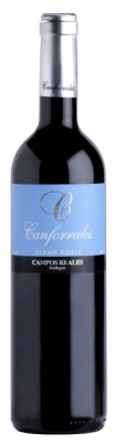 Canforrales Syrah- Roble