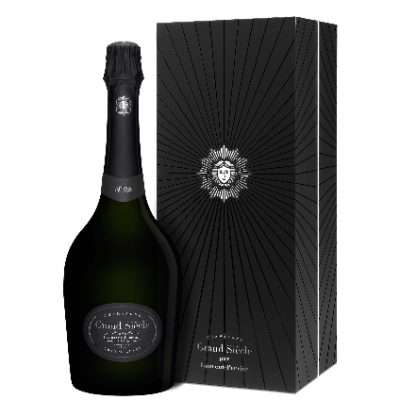 Laurent- Perrier Grand Siècle Iteration Nº 24 con estuche